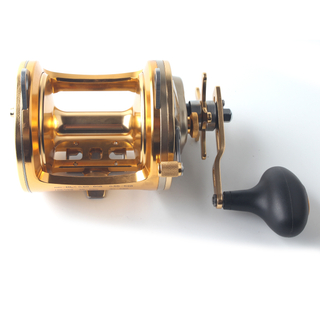 ACT321/331/341/351 Aluminum Ocean Boat Fishing Reel OEM Manufacturer High Quality Sea Drum Reel Trolling Fishing Reel