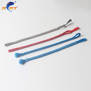 UHMWPE kite flying pigtail repair lines