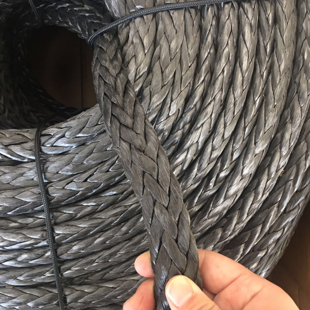 UHMWPE anchor rope for ship