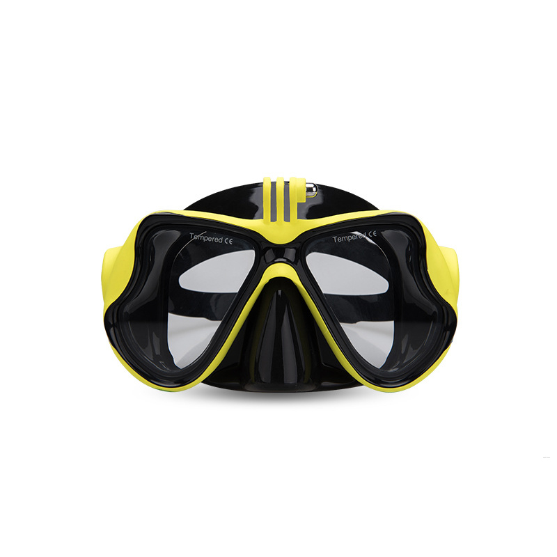 DIVING Professional Silicone Scuba Dive Mask