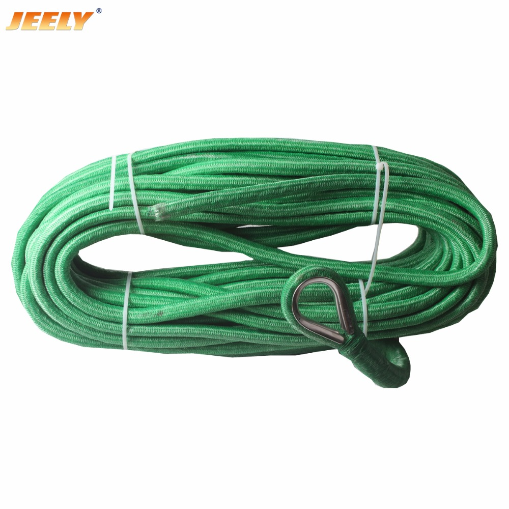 14mm UHMWPE core with UHMWPE jacket winch rope