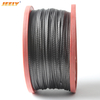 Uhmwpe fiber braided 0.5mm 6 strands fishing line