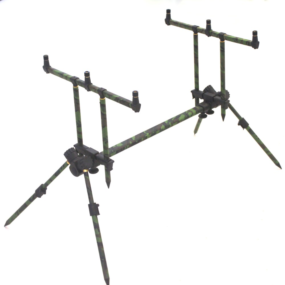 Carp Fishing Rod Pod 4 Rod Pod for Bite Alarms