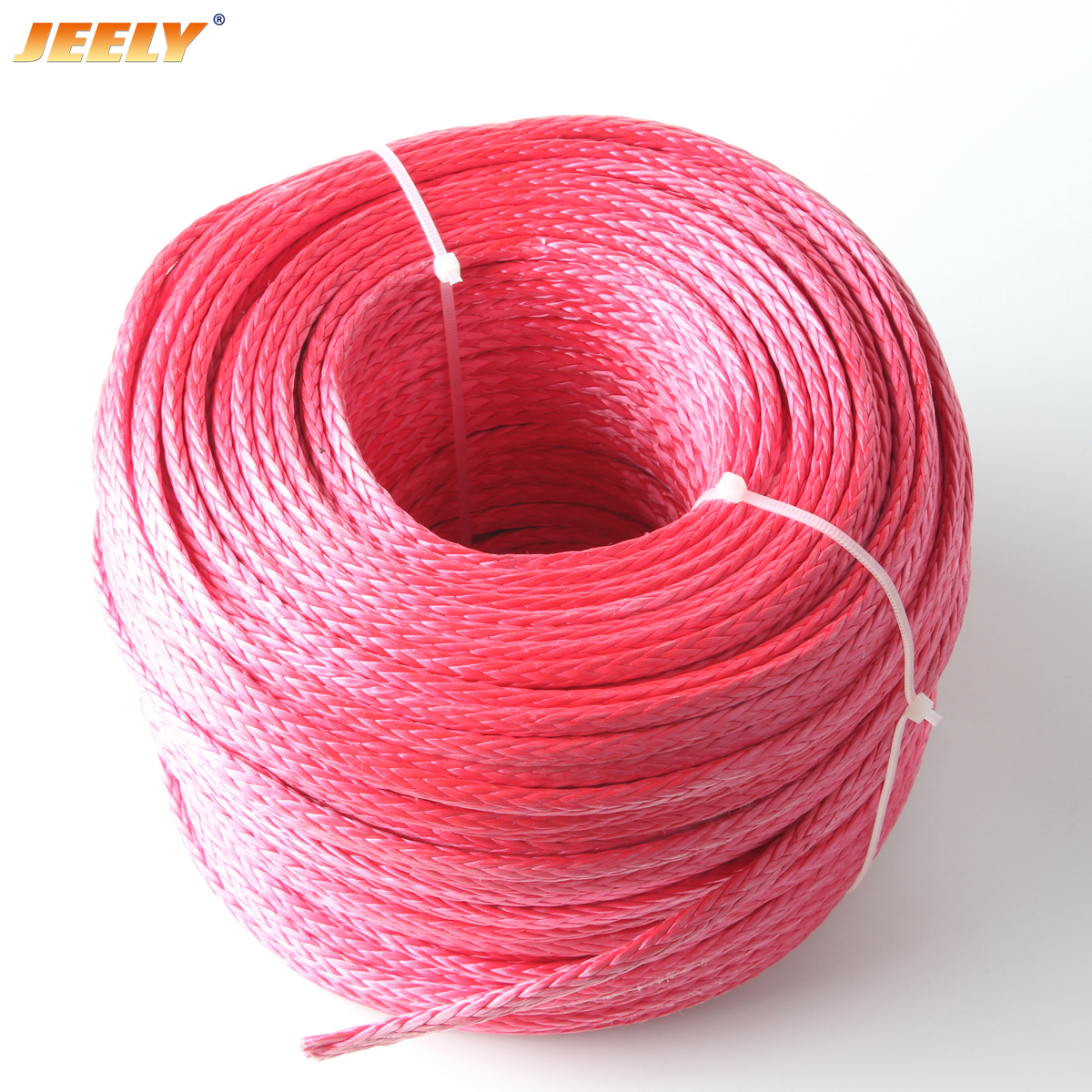 3mm UHMWPE Core with Polyester Sleeve Mooring Rope