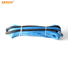 10mm*15m 12 strand 16534lbs uhmwpe synthetic car tow cable with tow eye Winch Rope