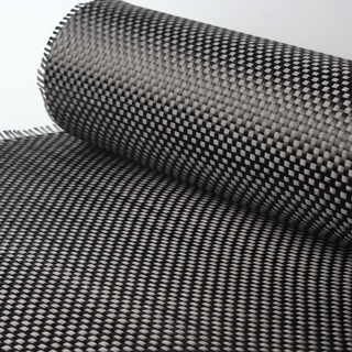 12k 0.64mm Thickness Carbon Fiber Fabric for Car Parts