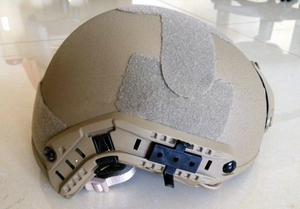 NIJ IIIA fast ballistic helmet for military army use