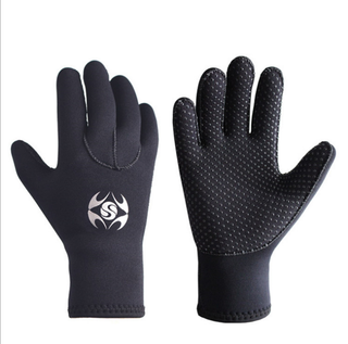 Scuba diving 3mm neoprene diving gloves