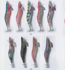 Artificial Squid Jig Fishing Lure Bait Type