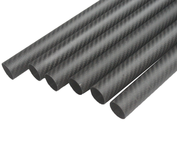 Different Sizes Carbon Fiber Tube Light Weight